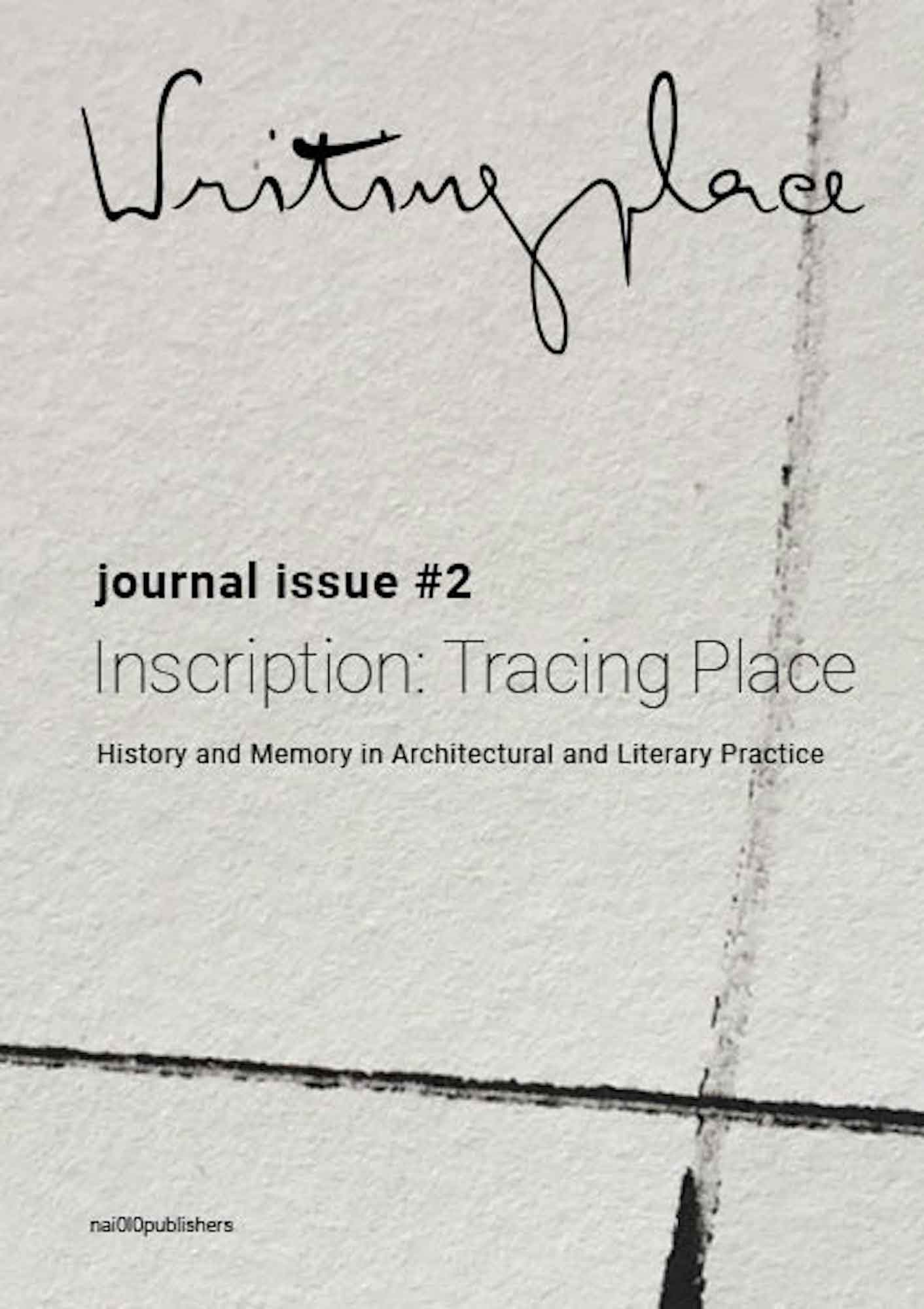 Writingplace journal, issue 2